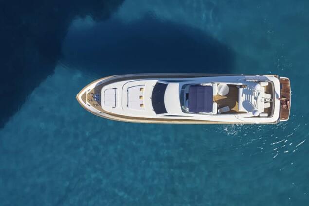 Kirios Astondoa 102 GLX lujo Ibiza