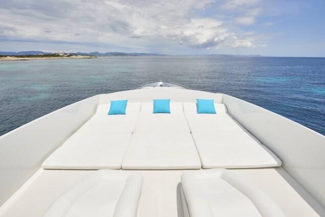 Sandoz Pershing 90 lujo Ibiza