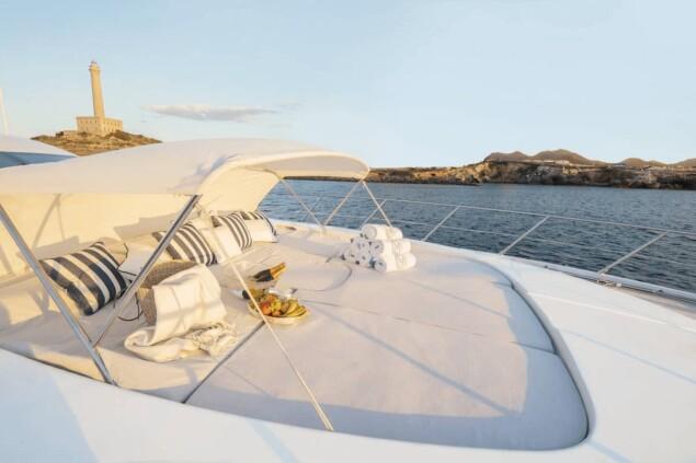 Chill Out Mangusta 92 lujo Ibiza