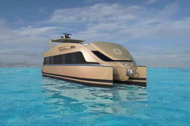 Goldfinger Overblue 64 lujo Ibiza