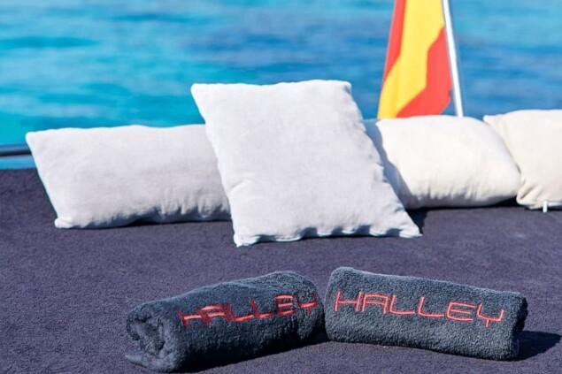 Pershing 80 Halley lujo Ibiza