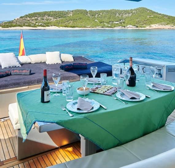 Ibiza Luxury Yachts