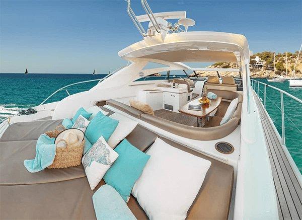 Alquiler Yates Ibiza
