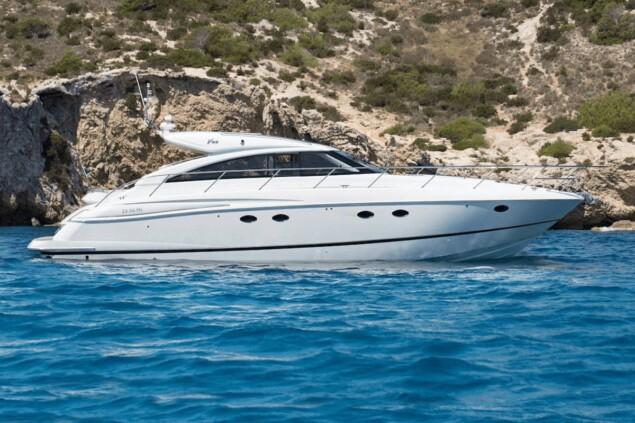 Manbero II Princess V 53 lujo Ibiza