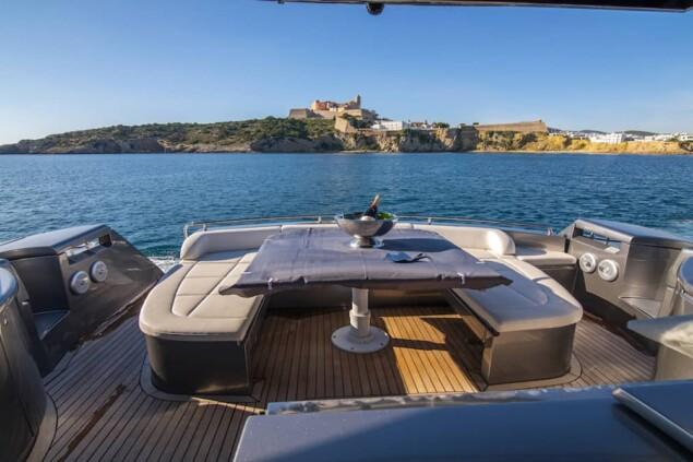 Optimum Pershing 62 lujo Ibiza