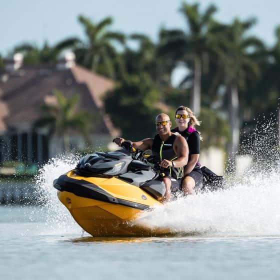 rental of water toys yatch ibiza luxury